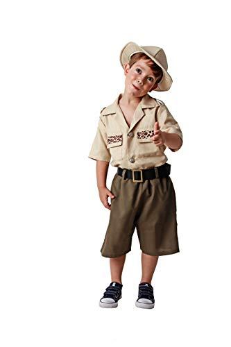Kinder Kostüm Explorer - Costumizate! Kostüm Explorer Verschiedene Größen für Kinder Kostümpartys oder Karneval