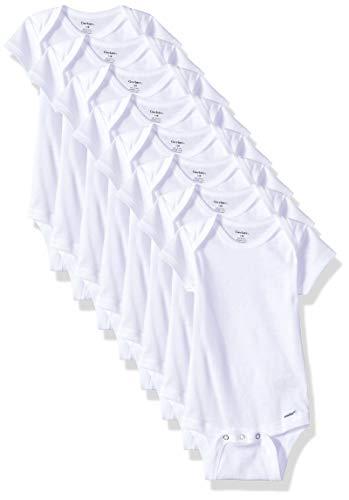 Gerber Baby 8-Pack Short-Sleeve Onesies Bodysuit -