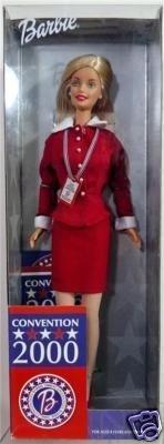 2000 Convention Barbie - Barbie Convention