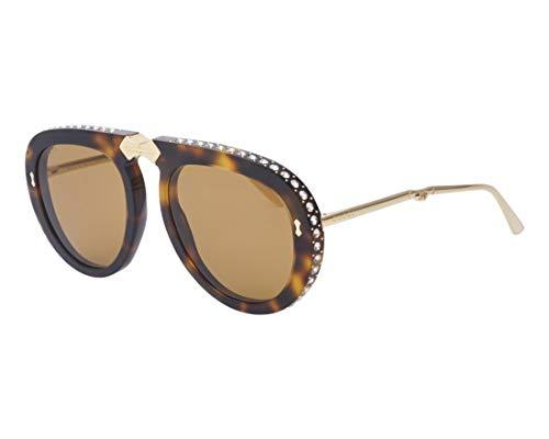Gucci Sonnenbrillen (GG-0307-S 003) havana - gold - braunfarben