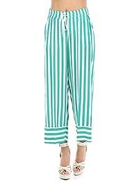 8e3963da2b955 Kocca Pantaloni Jeans Donna Righe Leggeri Furia Primavera Estate 2019