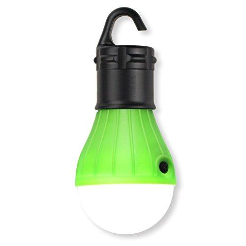 tongzemeng Tragbare LED-Laterne, Mehrzweck-Ultra helles Camping Licht, für Innen oder Außenbereich One Size grün