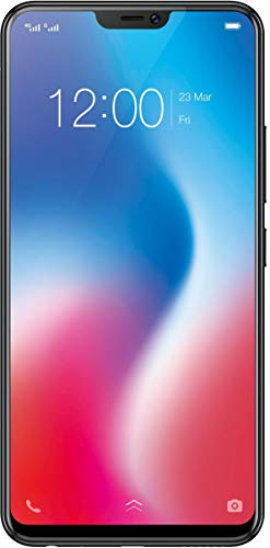 Vivo V9 (19:9 FullView Display, Pearl Black - Gold) with Offers