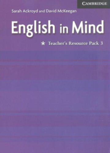 English in Mind 3 Teacher's Resource Pack