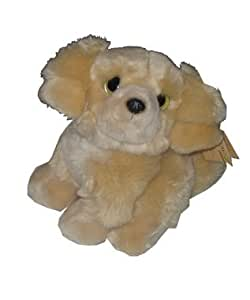 Playkids Collection - Peluche Chien LOOK AT ME - 24 cm