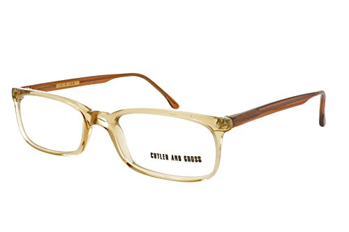 cutler-and-gross-488-br-br-glasses-spectacles-eyeglasses-frame-case-ex-display