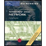 MCSA Guide to Managing a Microsoft Windows 2000 Network: Environment Exam 70-218 (MCSE/MCSA Guides) por Conan Kezema