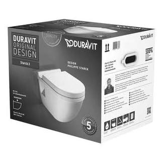 Duravit 42000900A1 Inodoro – Sanitario (Blanco)