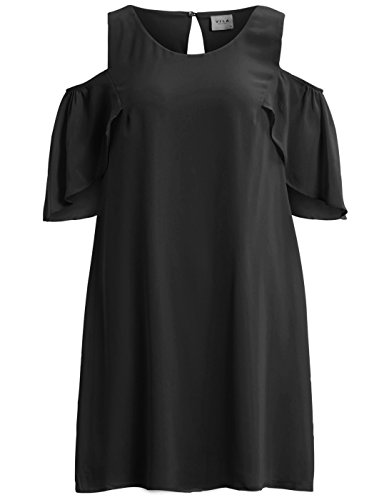 Dress Vila Vimagile Black Nero