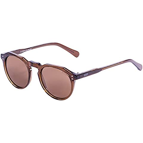 Ocean Cyclops-Occhiali da sole, colore: marrone trasparente/Brown Lens