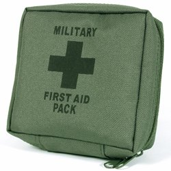 JJ Supplies Mil-COM Militaire kit de Premiers Secours