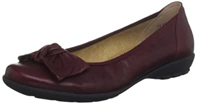 Gabor Shoes Gabor 74.235.50, Damen Ballerinas, Rot (dark-red), EU 35 (UK 2.5) (US 5)