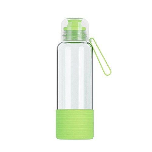 Botella de agua al aire libre Deportes Botella Botella de vidrio Botel