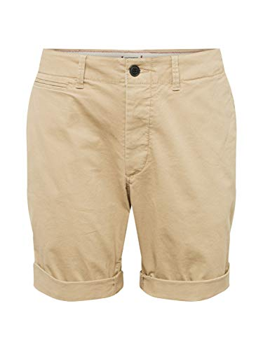 JACK & JONES Herren JJIENZO Chino WW 01 STS Shorts, Beige White Pepper, W(Herstellergröße:XS) 1 China