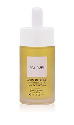 Huile de Soin Visage - Lotus Defense, 30 ml