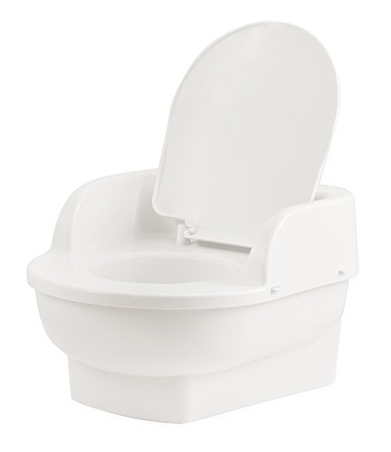 SZO Orinal infantil WC para ninos (Blanco)