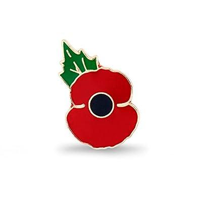The Royal British Legion Poppy Lapel Pin