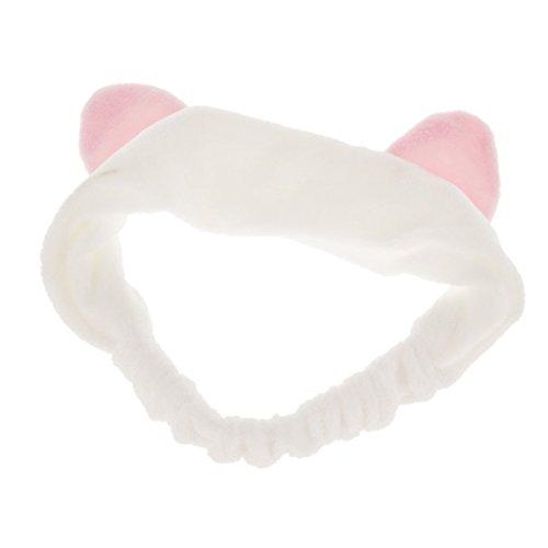 Nette Reizende Katze Ohr Entwurfs Haar Bänder Stirnband Mode Damen Haarschmuck