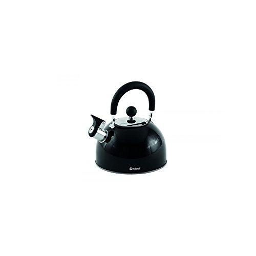 Relags Outwell Edelstahl Kessel, schwarz, 1.8 Liter