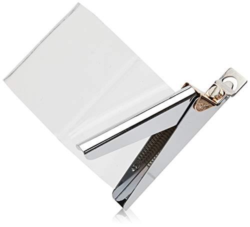 BEZOX Tipcutter - Nagelspitzenzange Falsche Nägel aus Acryl - Nagelknipser Edelstahl - Knipser und Schneider für Kunstnägel - Triple Cut Gelnägel Clipper