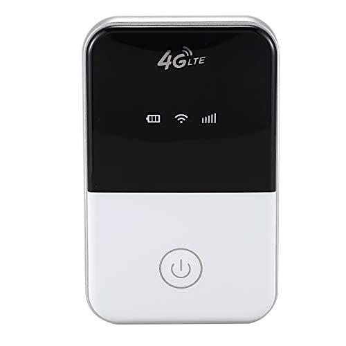 Cikuso Router Mini Router WiFi 4G 3G 4G LTE Wireless Pocket Portatile Wi-Fi Router Wi-Fi Mobile Hotspot per Auto con Slot per sim Card (MF 901)
