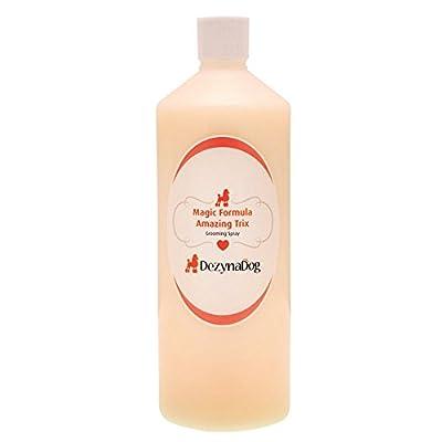 DezynaDog Amazing Trix Coat Spray, 1 Litre from DezynaDog