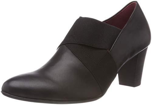 Gabor Shoes Damen Comfort Fashion Pumps, Schwarz (Schwarz (Fu Rot) 57), 43 EU