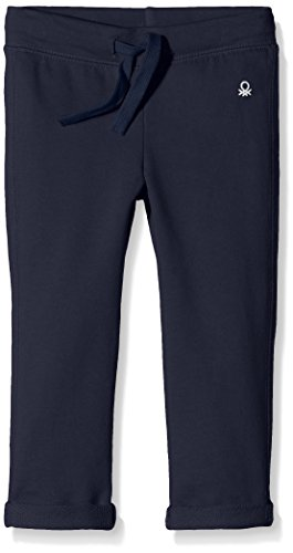 united-colors-of-benetton-trousers-pantalon-de-sport-fille-bleu-navy-7-8-ans-taille-fabricant-medium