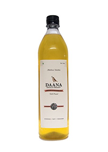 Daana Sunflower Oil: Organic, Cold Pressed, Single Origin