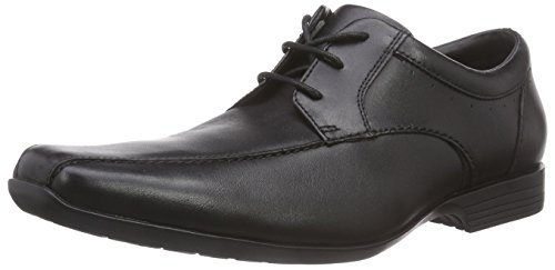 clarks-forbes-over-zapatos-de-cordones-para-hombre-color-negro-black-leather-talla-42