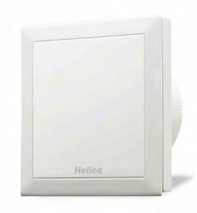 Helios M1/120 N/C ArtNr 6361 Ventilator mit Nachlauf Natur