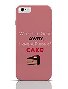 PosterGuy iPhone 6 / iPhone 6S Case Cover - Have A Piece Of Cake | Designed by: ANIKET KAMAL