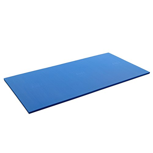 AIREX Hercules, Gymnastikmatte, blau, ca. 200 x 100 x 2,5 cm