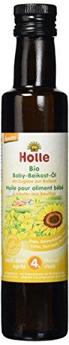 Holle Bio Baby-Beikost-Öl, 250 ml