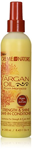 Creme of Nature - Argan Oil from Morocco - Strength & Shine Leave-In Conditioner 8.45oz 250ml