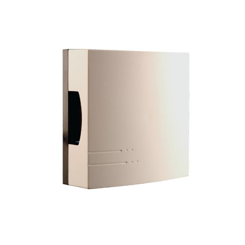 Drahtgebundene Türglocke Byron 772 – Weiß – Klassischer Ton