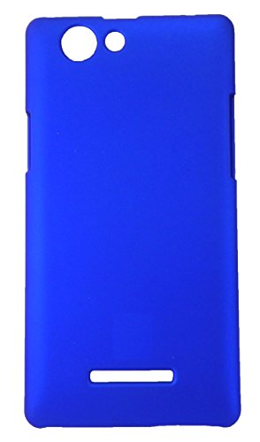 FCS Premium Rubberised Hard Back Case Cover For Xolo A500s In Matte Finish  available at amazon for Rs.155
