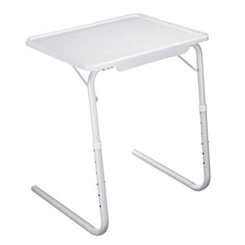 Folding table NAN Tragbare Einstellbare Klapptisch Mate Tv Abendessen Laptop Reisen Bett Tablett Schreibtisch