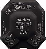 Merten MEG5300-0001 LED Dimmermodul universal schwarz