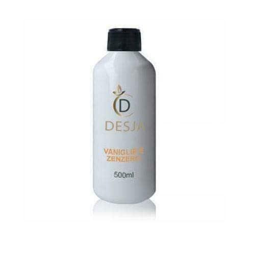 Ricarica profumatore ambiente per bastoncini 500 ml Profumazione Vaniglia e Zenzero diffusore profumo