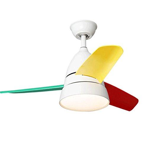 Sun ll-plafoniere lampadario ventilatore a soffitto a led creativo luce per bambini camera da letto camera da letto lampada da soffitto moderno semplice