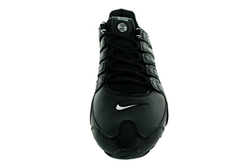 Nike 501524-031, Closed-Toe Homme Black/White/Black