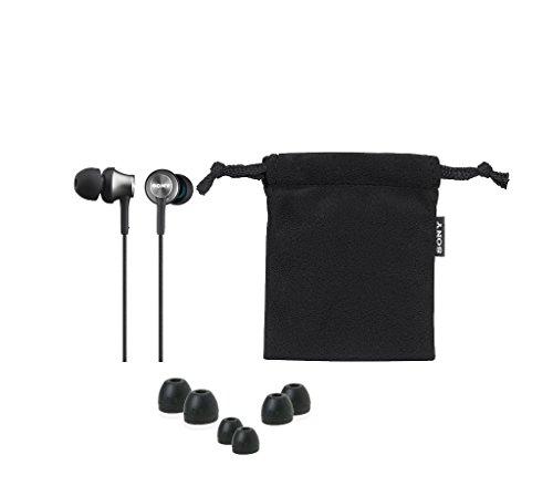 Sony MDR-EX450H geschlossene In-Ear-Kopfhörer grau - 5