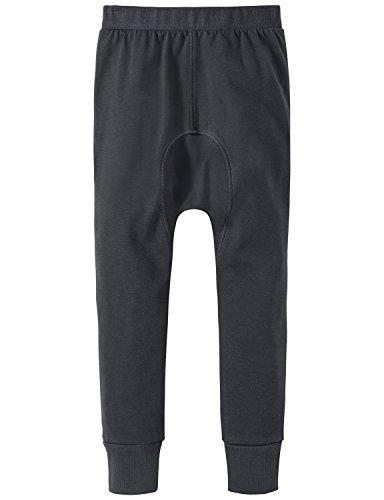 Schiesser Jungen Schlafanzughose Mix & Relax Joggpants Unisex Grau (Graphit 207), 98
