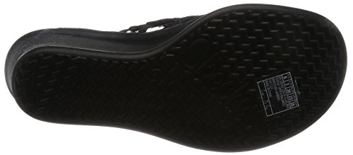 Skechers Womens Rumblers Hot Shot, Black, 2 Uk (5 Us)