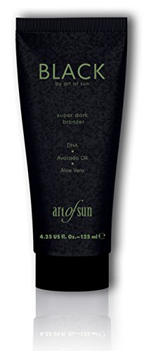 art of sun - BLACK super dark bronzer (125 ml)