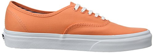 Vans U Authentic , Baskets mode mixte adulte Orange (Fresh Salmon)