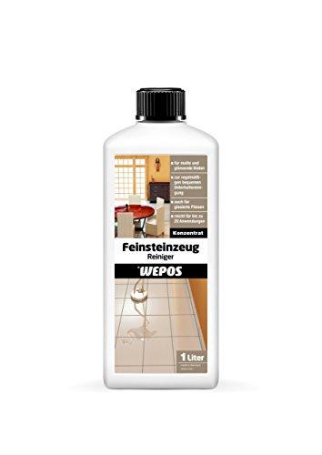 Wepos 2000202859 Feinsteinzeug Reiniger 1 Liter (Feinsteinzeug-reiniger)