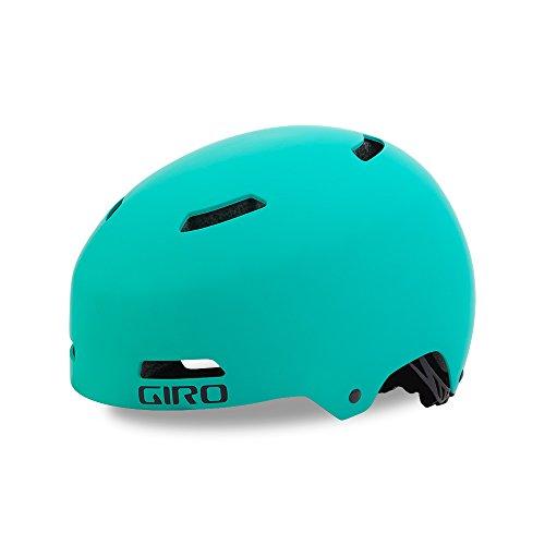 Giro Quarter FS BMX Dirt Fahrrad Helm türkis grün 2017: Größe: S (51-55cm)