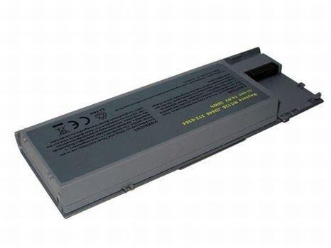 14,80V 2200mAh Batterie de remplacement pour Dell Latitude D620, Latitude D630, Latitude D630 ATG,, Latitude D630 UMA, Latitude D630c, Latitude D631,Precision M2300